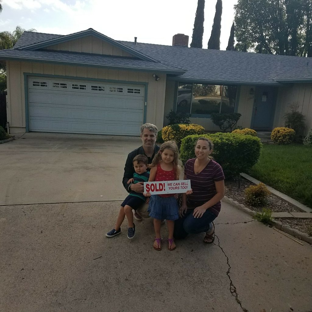 El Cajon Home Lindenwood Dr sold by Lara May Bertrand San Diego Realtor